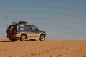 Big Red 300x199 Crossing the Simpson Desert for Beginners (Part 1)