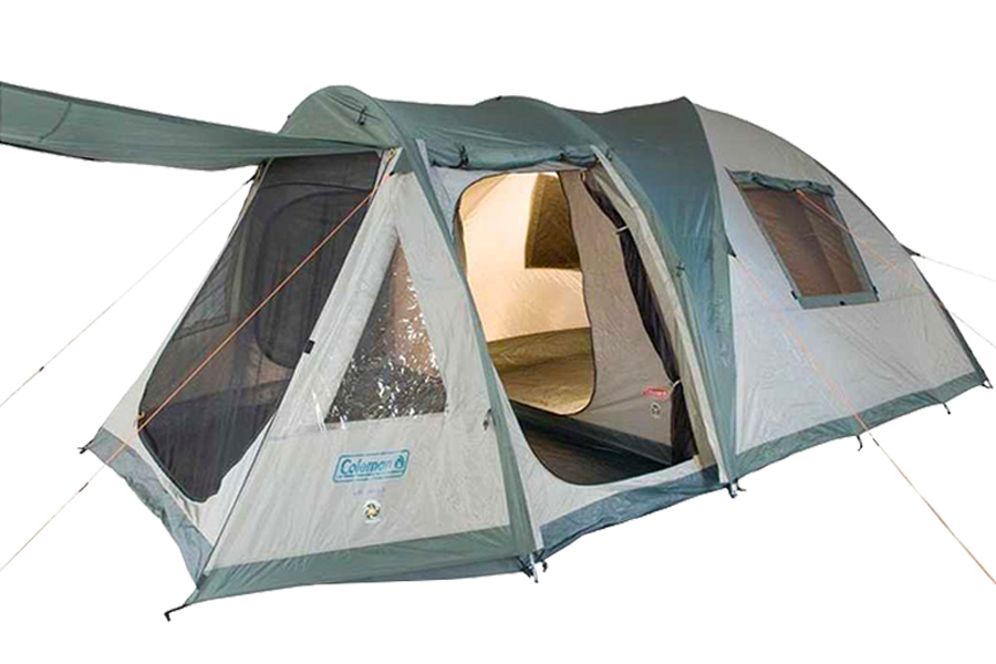 Coleman Lakeside 6 Extended Tent  sc 1 st  Snowys & 2012u0027s Best and Most Amazingly Popular Family Tents!