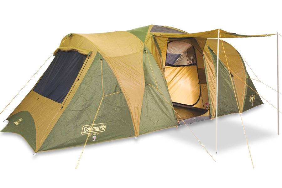 Coleman Chalet 9 CV Family Dome Tent  sc 1 st  Snowys & Snowys Buying Guide - Best Family Tents of 2014