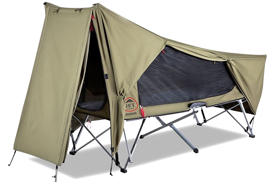 Stretcher Tents Will They Replace Swags