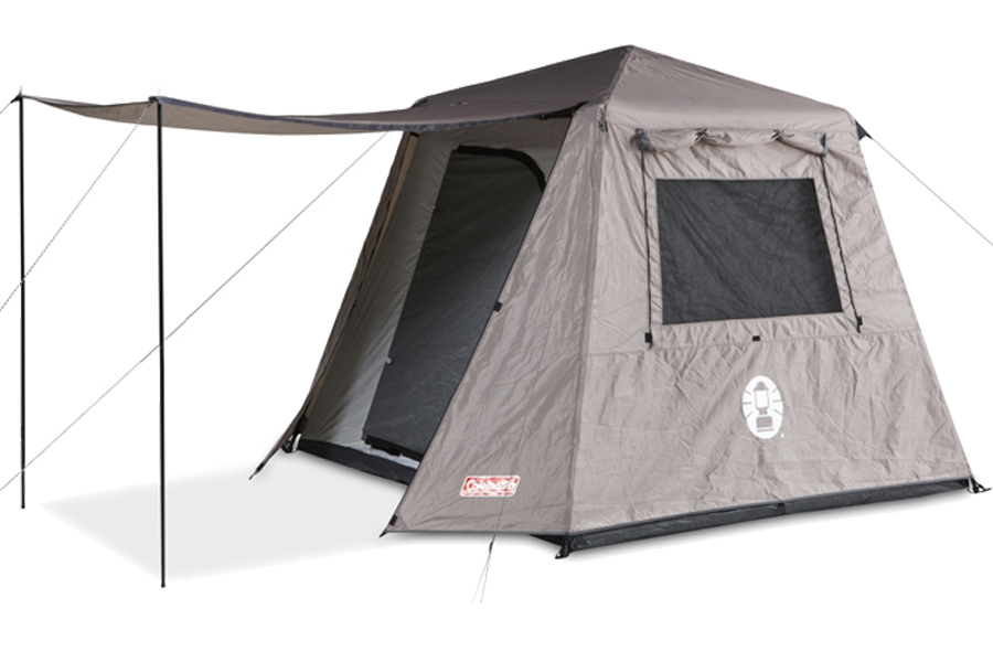 1. Coleman Instant Up 4P  sc 1 st  Snowys & Best Family Tents of 2015
