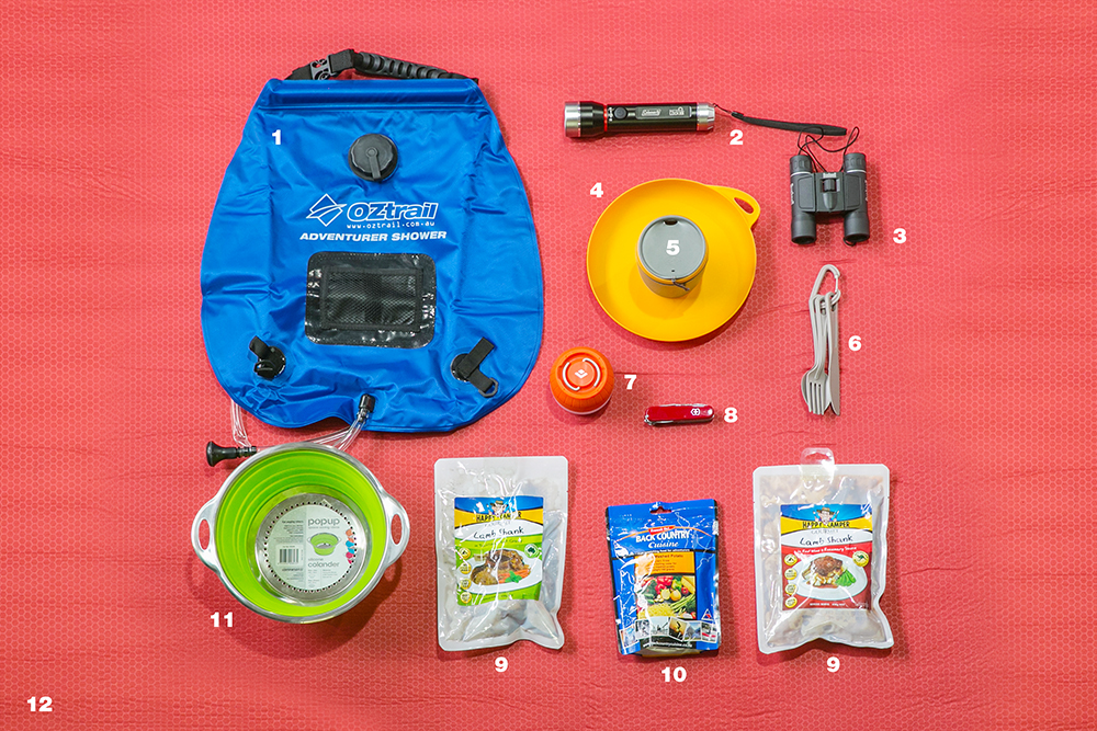 12 Products For Your Easter Camping Trip