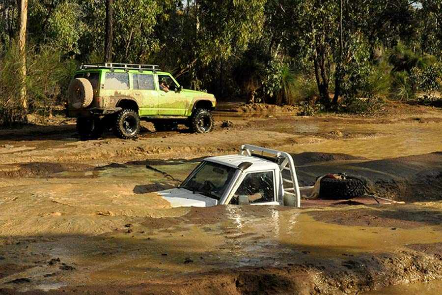 Benefits of fitting your 4X4 with a snorkel