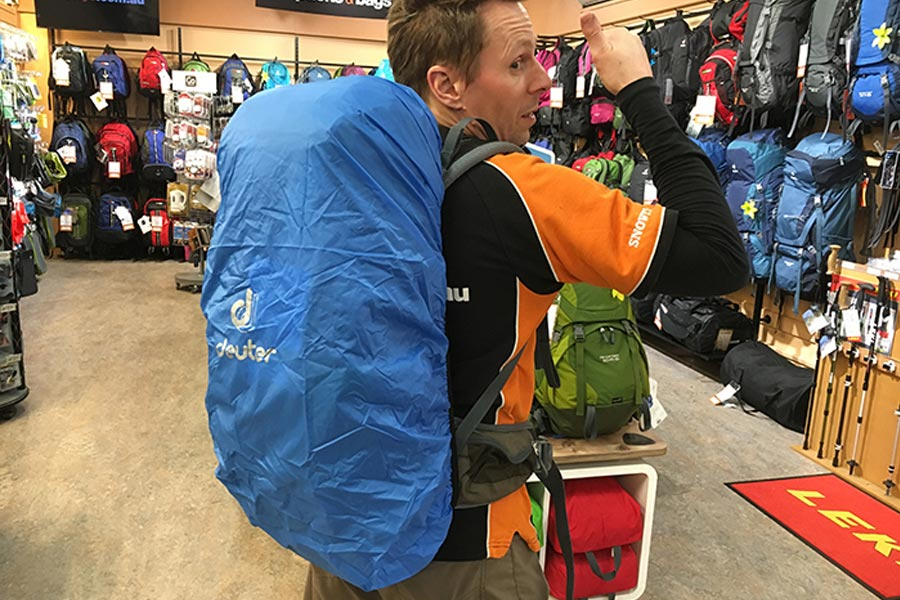 5 Tips To Waterproof Your Hiking Backpack