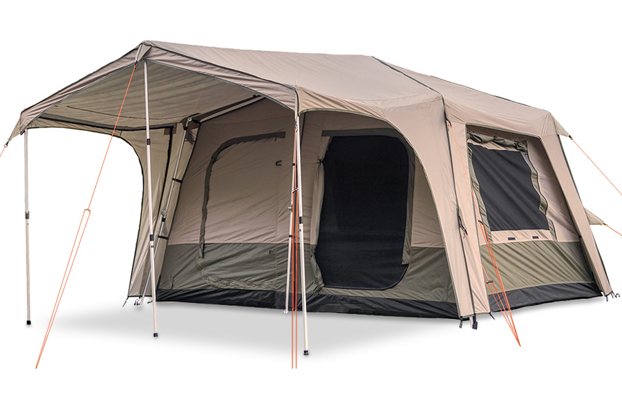 4. Turbo Lite Cabin 450  sc 1 st  Snowys & Best Family Tents of 2016