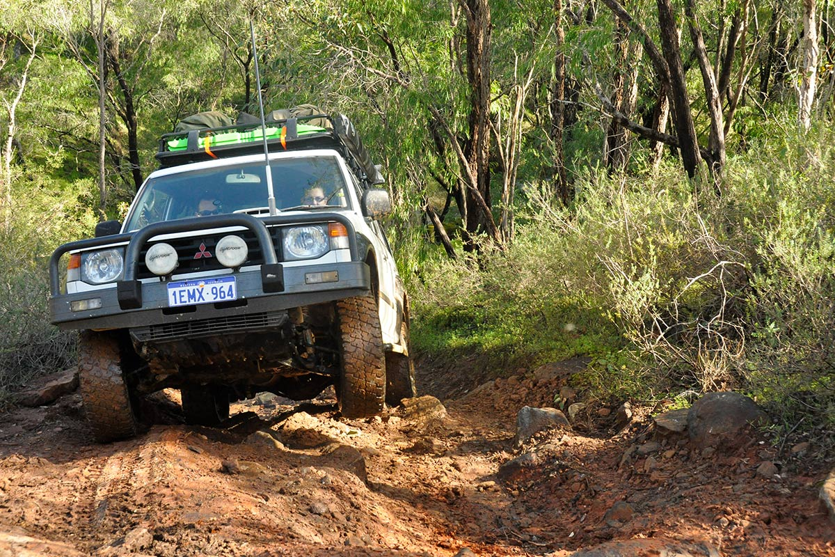 Drive your 4WD with Mechanical Sympathy