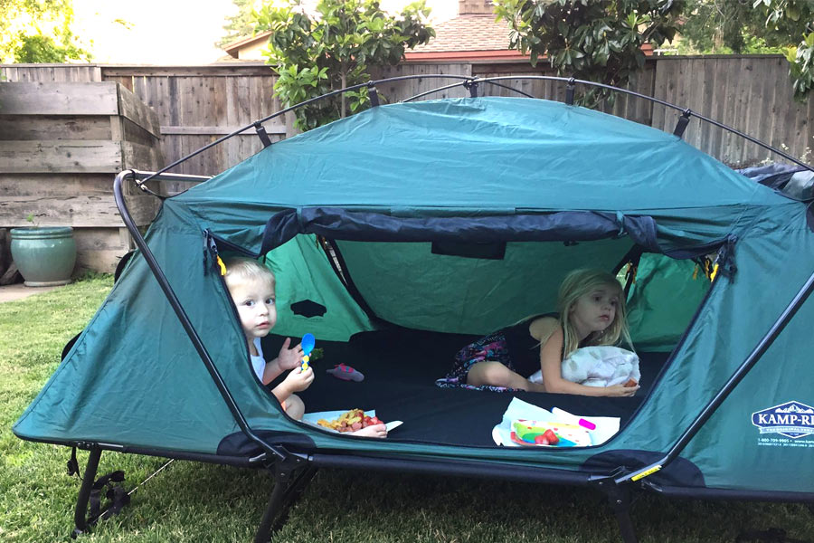 K& Rite Tent Cot Stretcher Tent  sc 1 st  Snowys & All-In-One Guide to Stretcher Tents | Snowys Blog