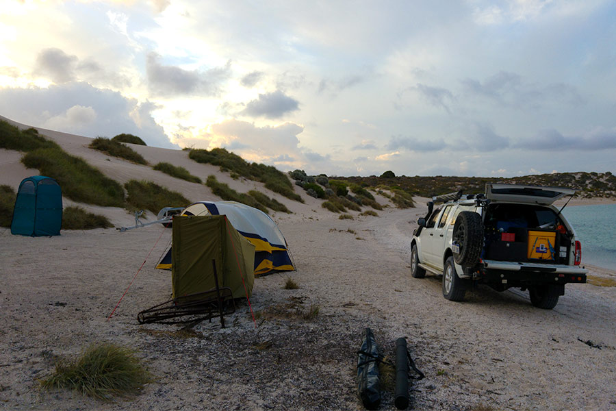 Tips for Going Camping at the Beach | Snowys Blog