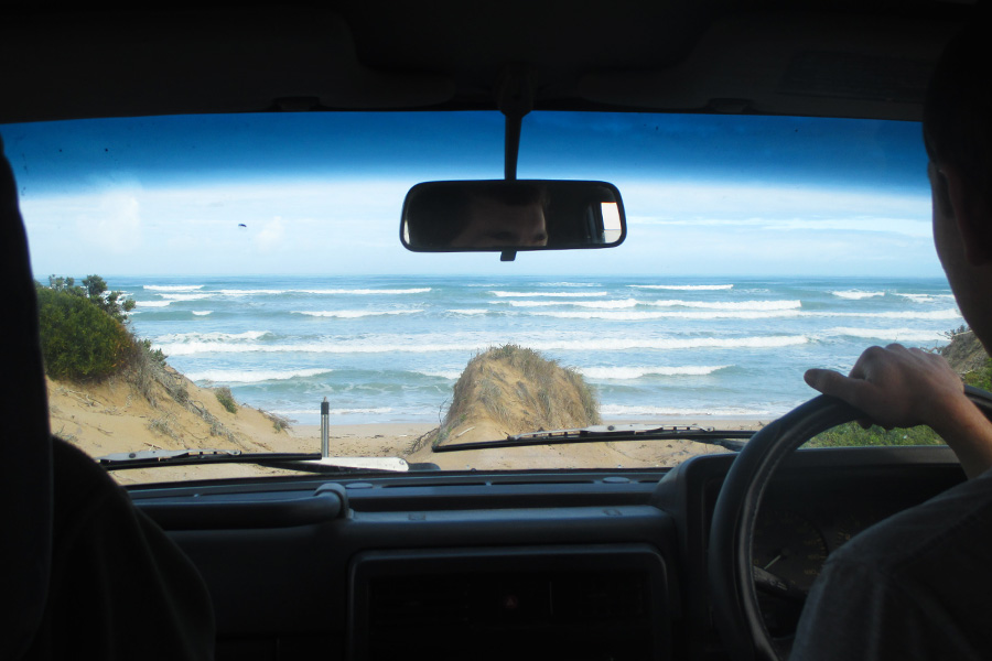 Not-the-most-ideal-conditions-for-driving---must-be-high-tide!