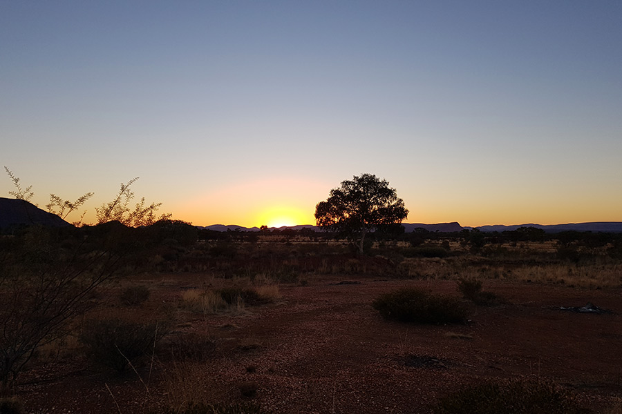 Sunrise-over-Petermann-Ranges