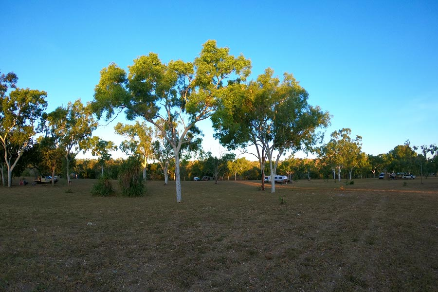 The-main-campground-in-Lorella-Springs