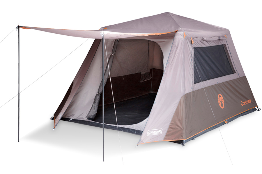 Coleman-Instant-up-6P-Tent  sc 1 st  Snowys & The 10 Best Family Tents for 2019 | Snowys Blog