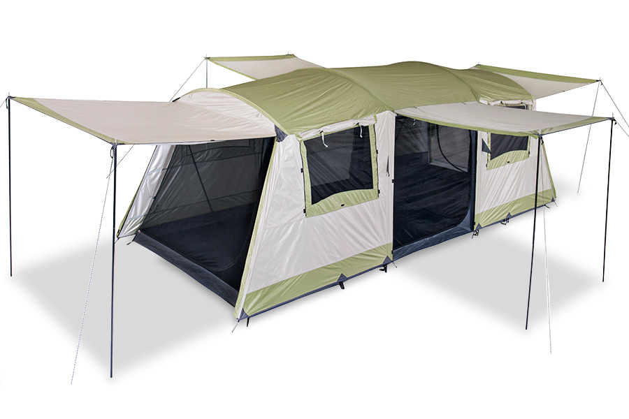 OZtrail-Bungalow-9-Tent  sc 1 st  Snowys & The 10 Best Family Tents for 2019 | Snowys Blog