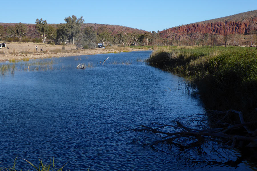 Part-of-the-Finke-River-still-had-water