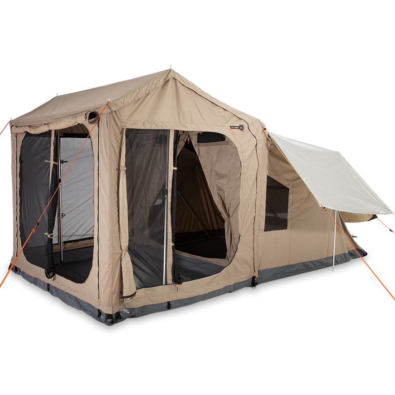 Oztent-RX-5-Tent+Panel-System-&-Floor