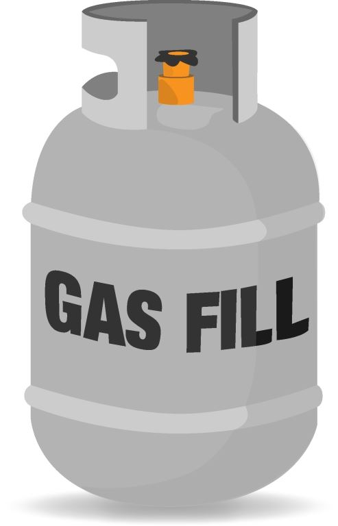 Picture of Elgas Gas Cylinder Refill