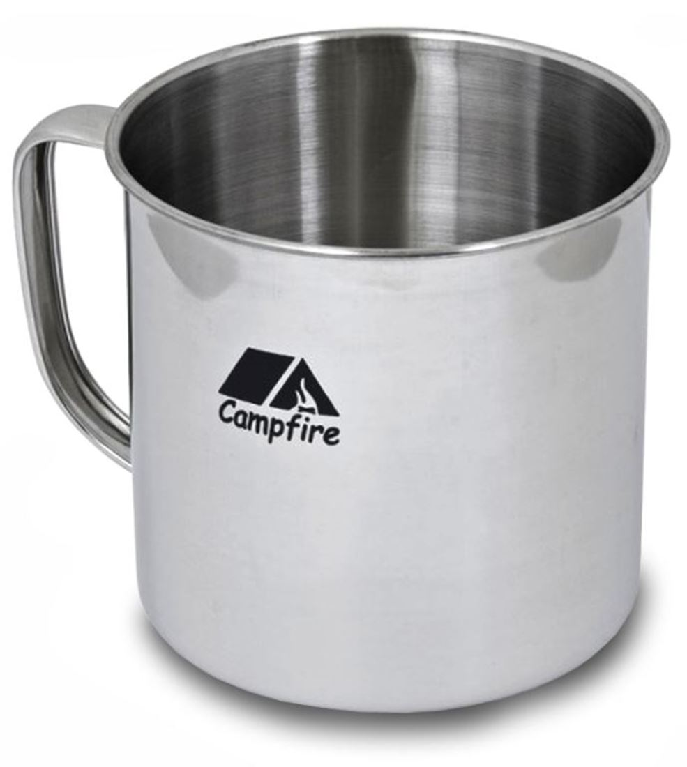 Picture of Campfire Stainless Steel Mug
