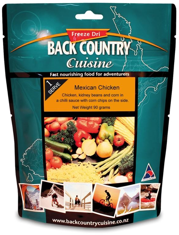 Picture of Back Country Cuisine Mexican Chicken
