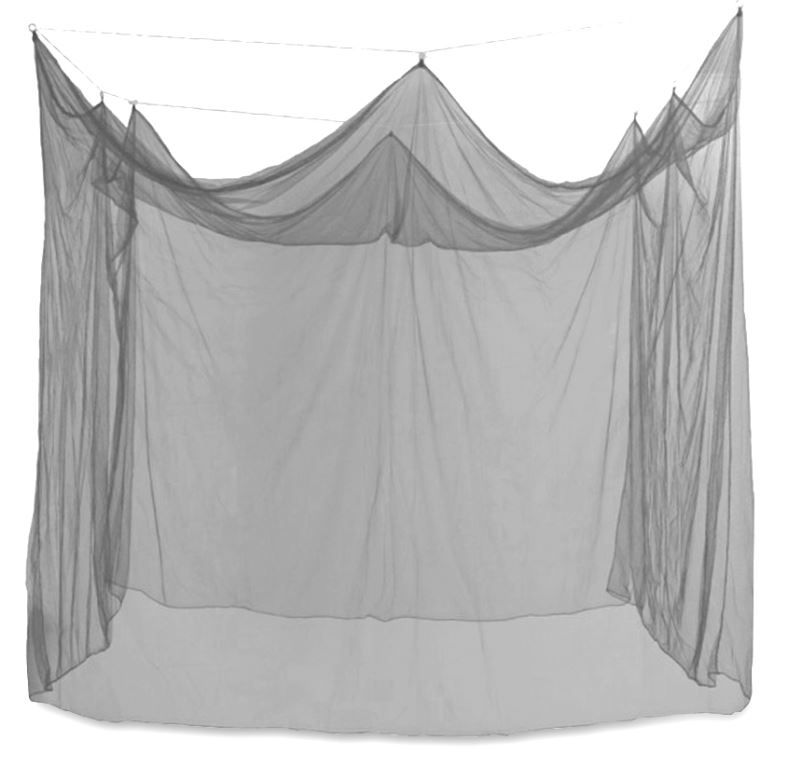 Kookaburra Box Single White Mosquito Net Snowys Outdoors