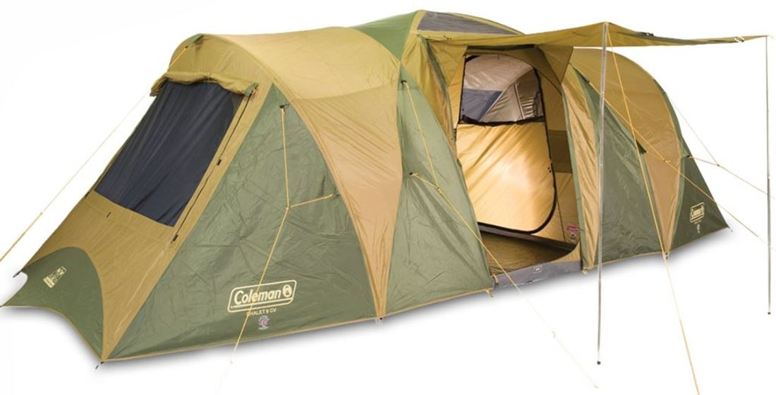 Picture of Coleman Chalet 9 CV Family Dome Tent