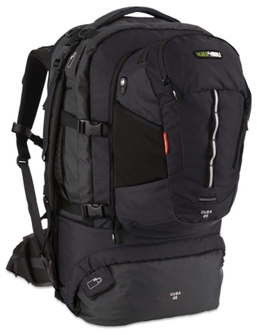 Picture of Black Wolf Cuba 65L Travel Pack