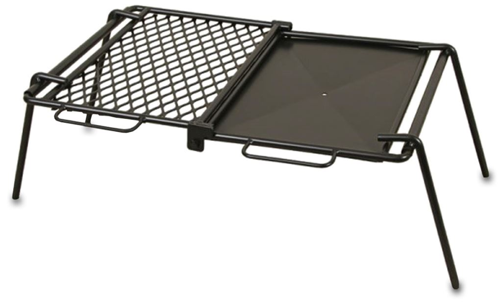 Picture of Campfire Folding Flat Plate & Grill Cooker