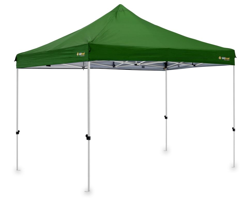 Picture of Oztrail Deluxe Gazebo - Green