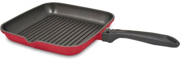 Picture of Campfire Ceramic Coated Compact Griddle Frypan