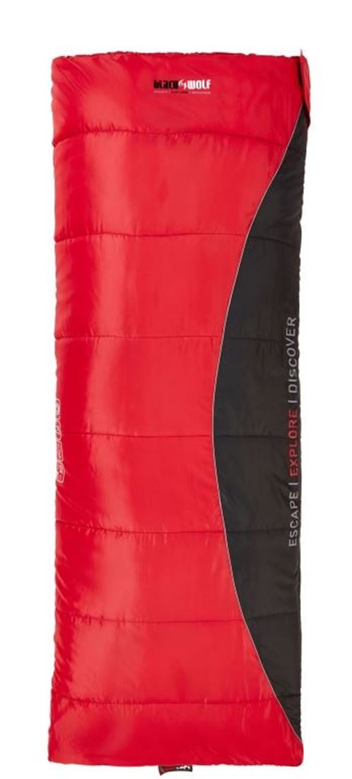 Picture of Black Wolf Nile Camper Sleeping Bag (+8°)