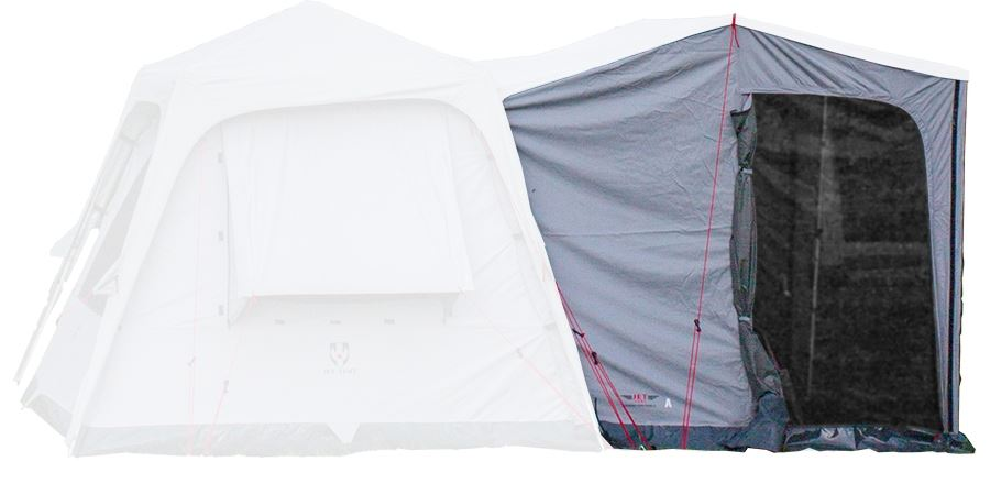 Picture of Oztent Jet Tent Peaked Side Panels