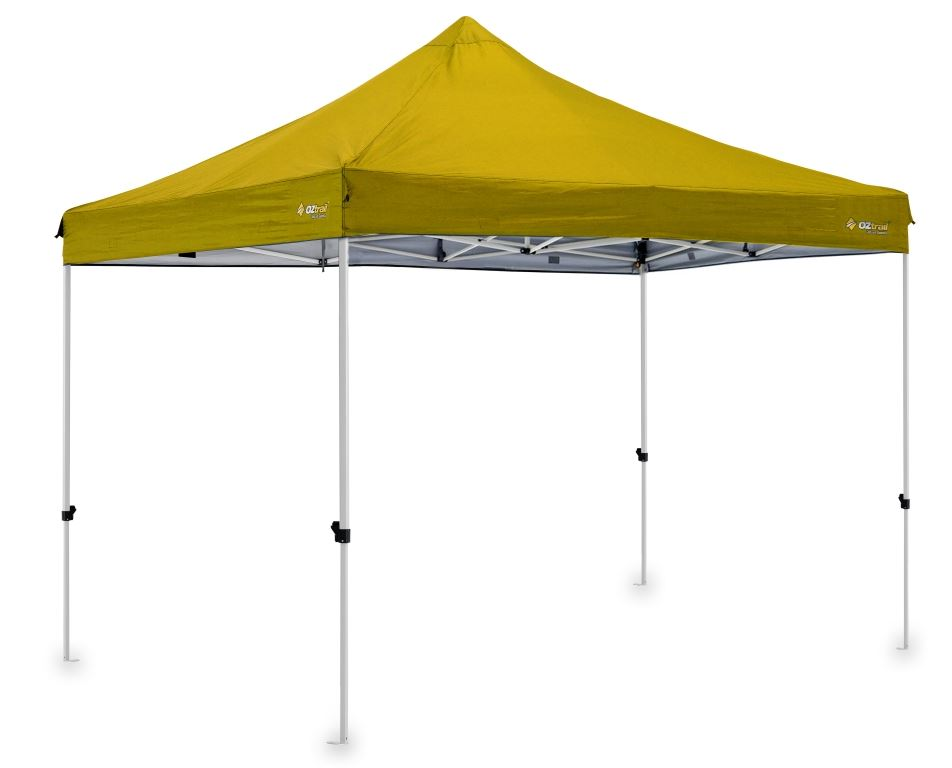 Picture of Oztrail Deluxe Gazebo - Yellow