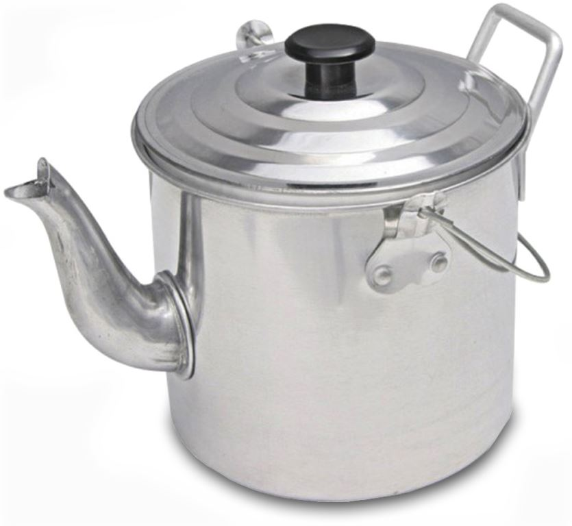 Picture of Campfire Billy Teapot Al