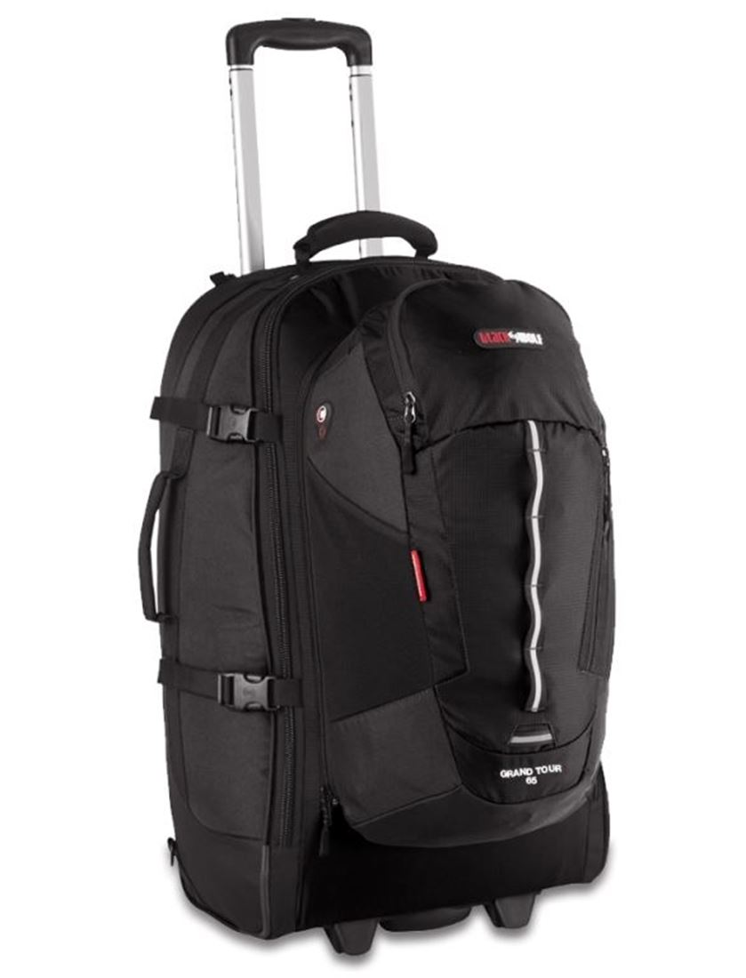 Picture of Black Wolf Grand Tour 65L Travel Pack