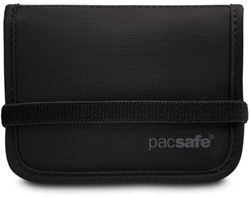 Picture of Pacsafe RFIDsafe™ Tec 50 Passport Protector - Black