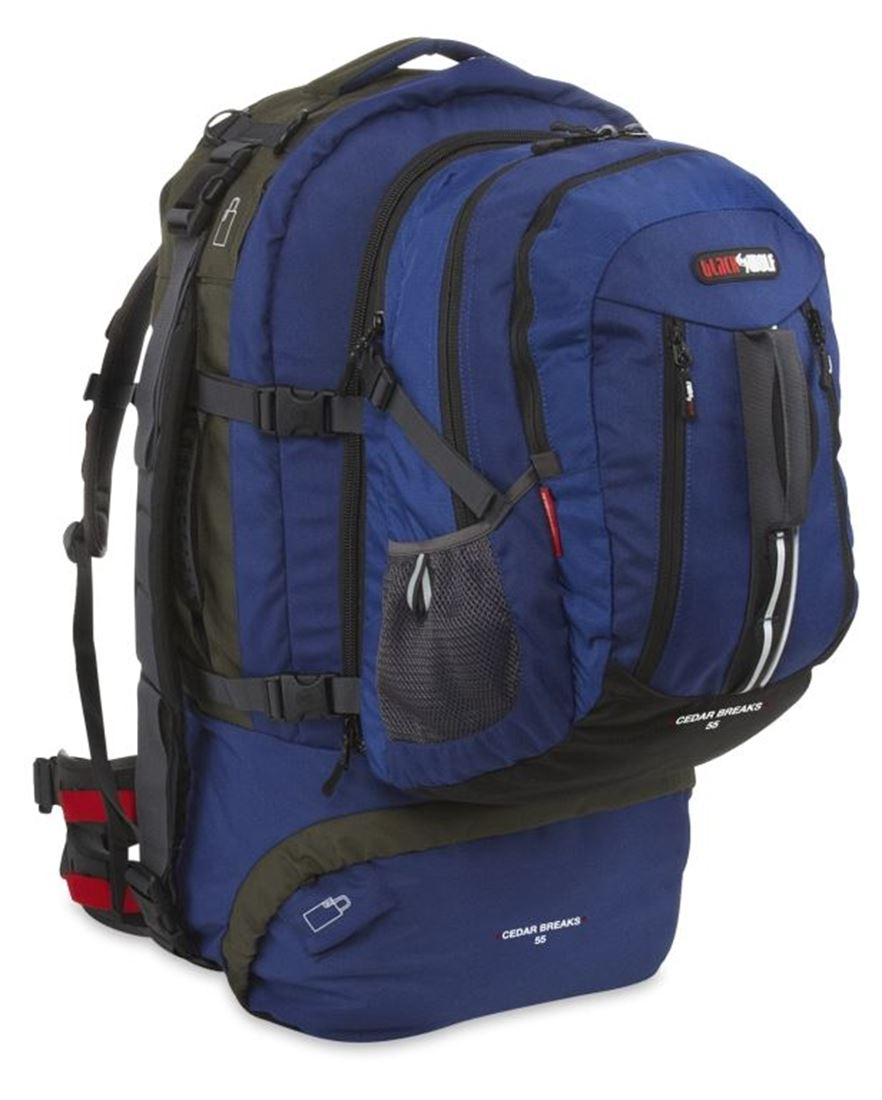 Picture of Black Wolf Cedar Breaks 55L Travel Pack