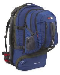 Picture of Black Wolf Cedar Breaks 65L Travel Pack Blue/Titanium