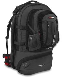 Picture of Black Wolf Cedar Breaks 90L Travel Pack Black/Titanium