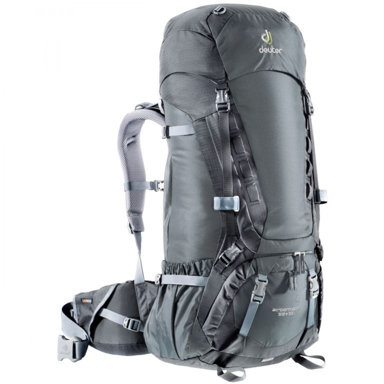 Picture of Deuter AirContact 55+10 Rucksack - Granite Black