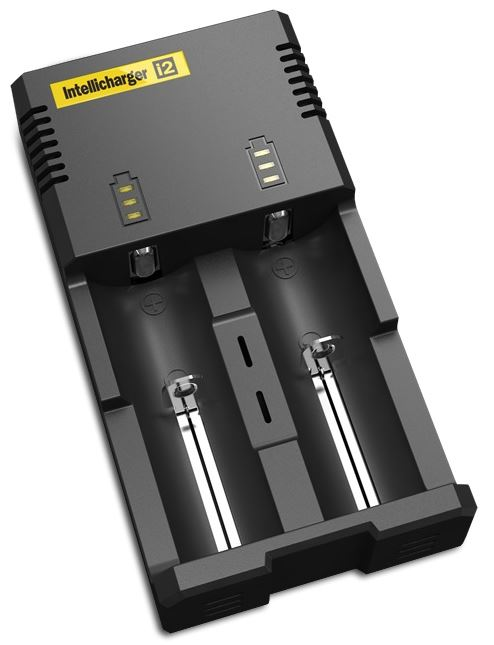 Picture of Nitecore Intellicharger i2