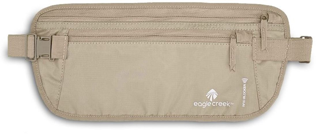 Picture of Eagle Creek RFID Blocker Money Belt DLX