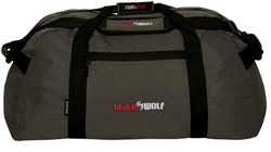 Picture of Black Wolf Duffel Pak 100L Titanium