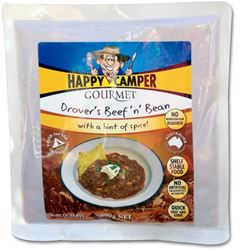 Picture of Happy Camper Gourmet Drovers Beef and Bean with Spice