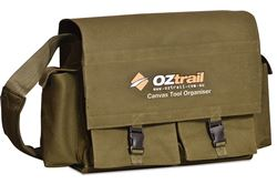 Picture of Oztrail Canvas Tool Organiser Bag