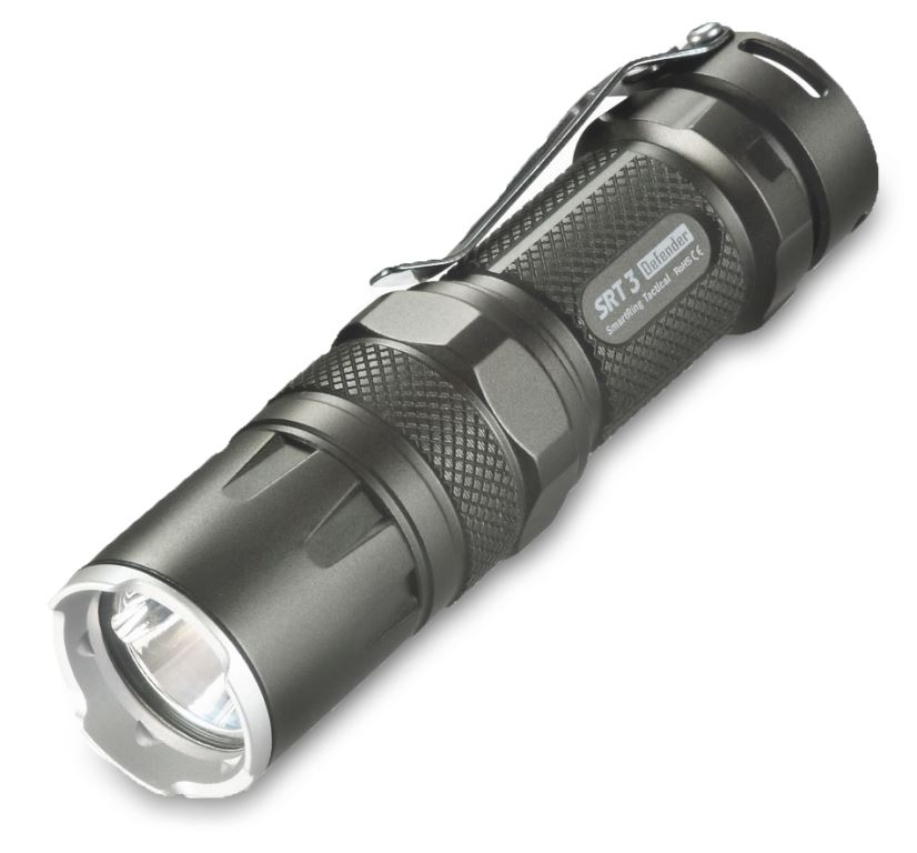 Picture of Nitecore SRT3 Flashlight - Grey