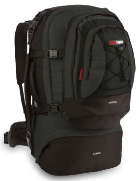 Picture of Black Wolf Cancun 80L Travel Pack