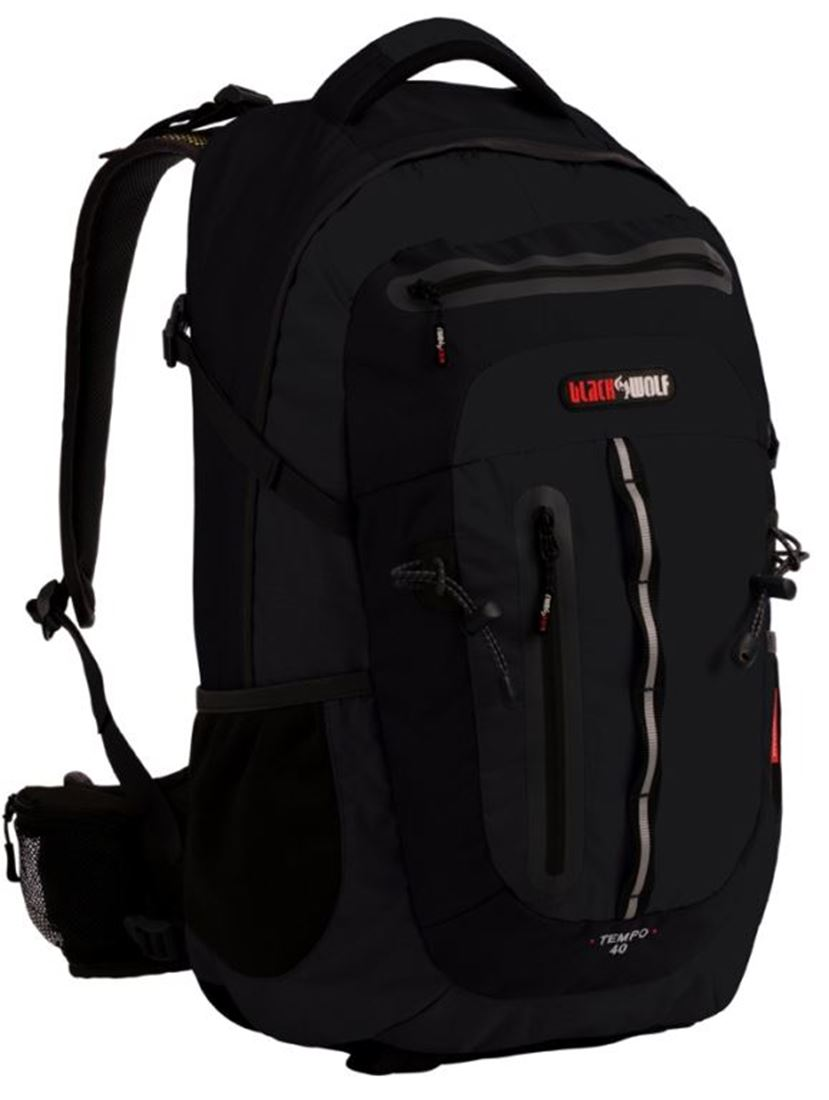 Picture of Black Wolf Tempo 40L Backpack