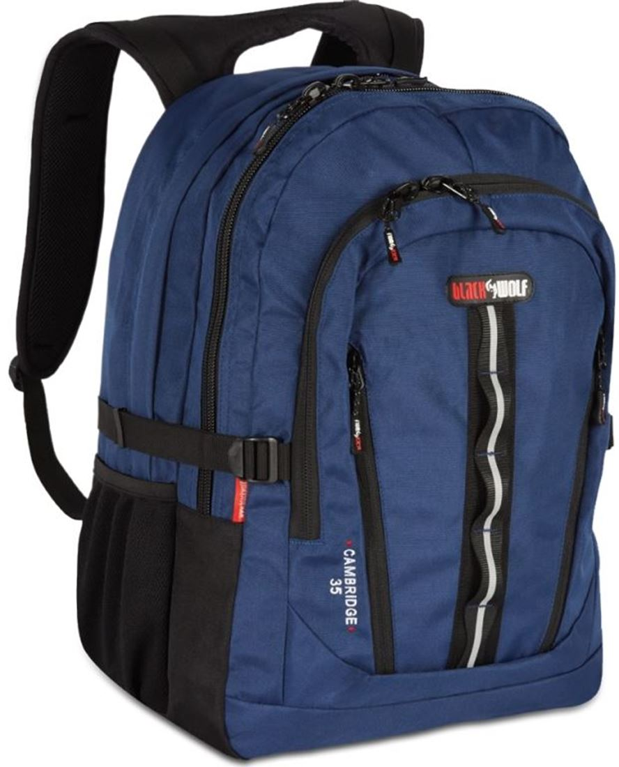 Picture of Black Wolf Cambridge 35L Day Pack