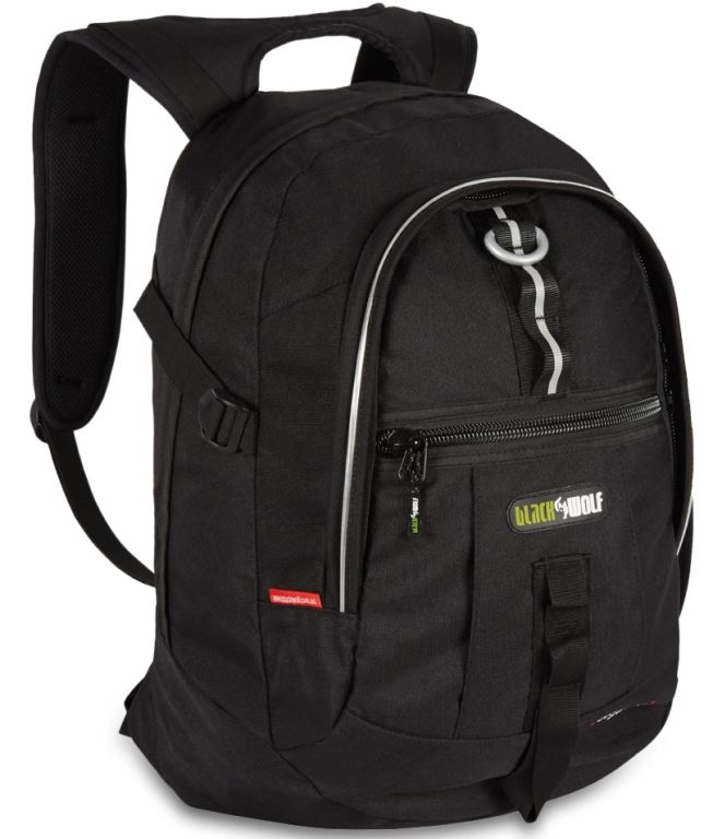 Picture of Black Wolf Oxford 30L Day Pack