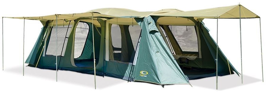 Picture of Outdoor Connection Galaxy Family Dome Tent