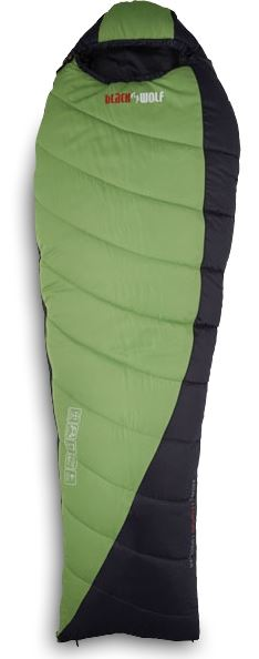 Picture of Black Wolf Micron 300 Sleeping Bag (-8°)